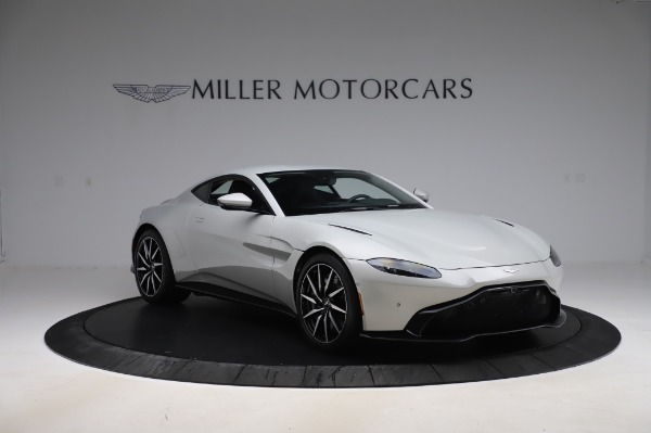 Used 2020 Aston Martin Vantage Coupe for sale $149,800 at Aston Martin of Greenwich in Greenwich CT 06830 10