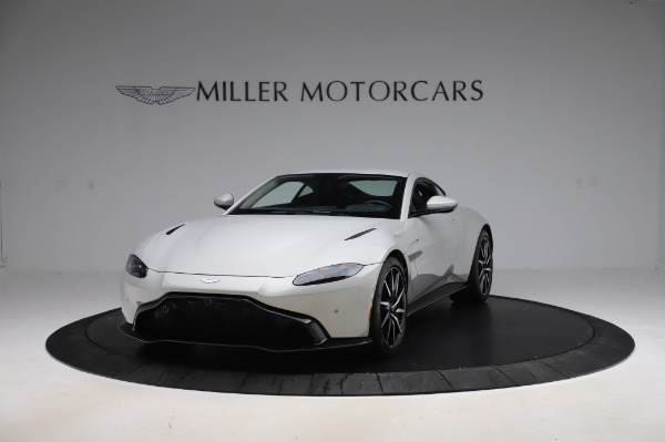 Used 2020 Aston Martin Vantage Coupe for sale $149,800 at Aston Martin of Greenwich in Greenwich CT 06830 12