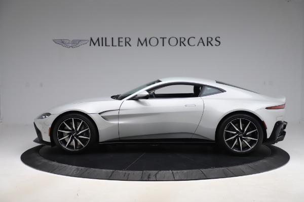 Used 2020 Aston Martin Vantage Coupe for sale $149,800 at Aston Martin of Greenwich in Greenwich CT 06830 2