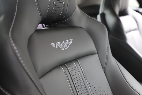 Used 2020 Aston Martin Vantage Coupe for sale $149,800 at Aston Martin of Greenwich in Greenwich CT 06830 20