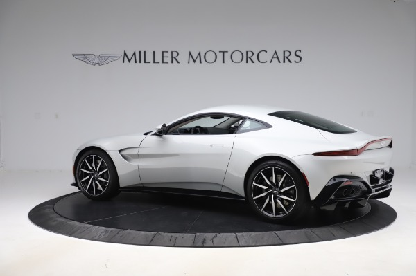 Used 2020 Aston Martin Vantage Coupe for sale $149,800 at Aston Martin of Greenwich in Greenwich CT 06830 3
