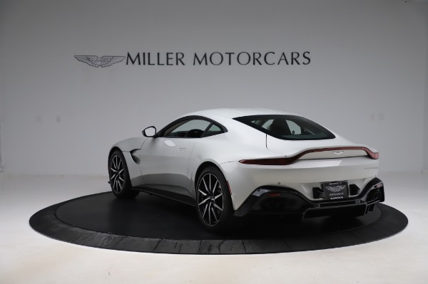 Used 2020 Aston Martin Vantage Coupe for sale $149,800 at Aston Martin of Greenwich in Greenwich CT 06830 4