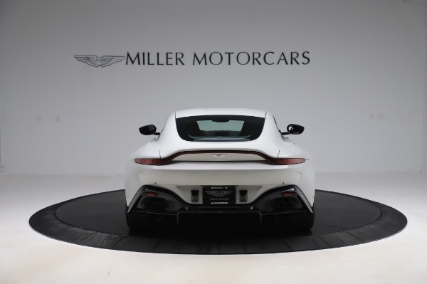 Used 2020 Aston Martin Vantage Coupe for sale $149,800 at Aston Martin of Greenwich in Greenwich CT 06830 5
