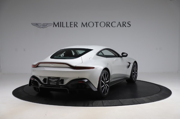 Used 2020 Aston Martin Vantage Coupe for sale $149,800 at Aston Martin of Greenwich in Greenwich CT 06830 6
