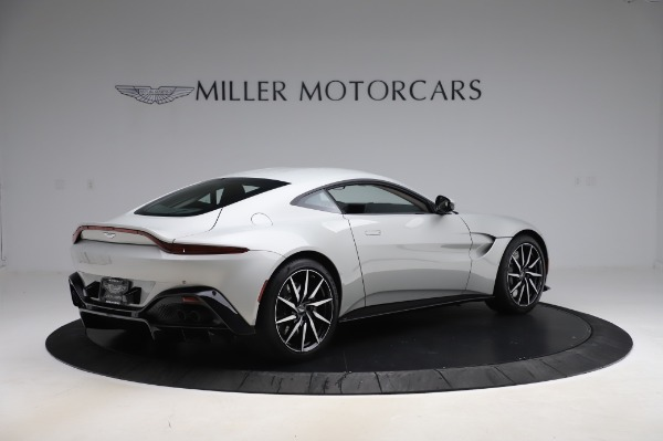 Used 2020 Aston Martin Vantage Coupe for sale $149,800 at Aston Martin of Greenwich in Greenwich CT 06830 7