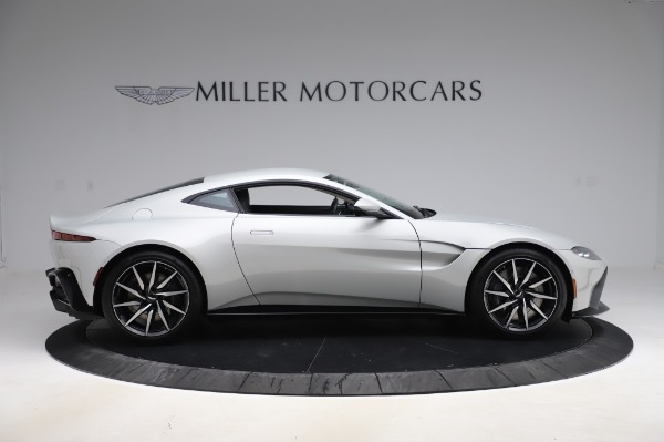 Used 2020 Aston Martin Vantage Coupe for sale $149,800 at Aston Martin of Greenwich in Greenwich CT 06830 8