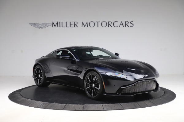 Used 2019 Aston Martin Vantage for sale $127,900 at Aston Martin of Greenwich in Greenwich CT 06830 10