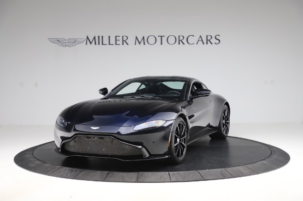 Used 2019 Aston Martin Vantage for sale $127,900 at Aston Martin of Greenwich in Greenwich CT 06830 12