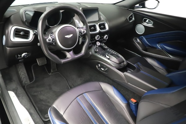 Used 2019 Aston Martin Vantage for sale $127,900 at Aston Martin of Greenwich in Greenwich CT 06830 13