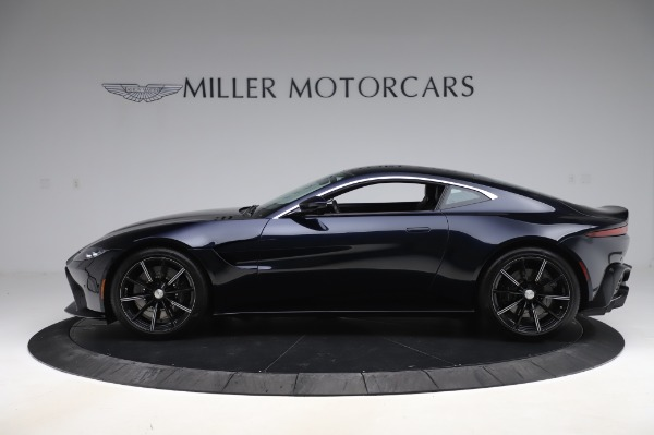 Used 2019 Aston Martin Vantage for sale $127,900 at Aston Martin of Greenwich in Greenwich CT 06830 2