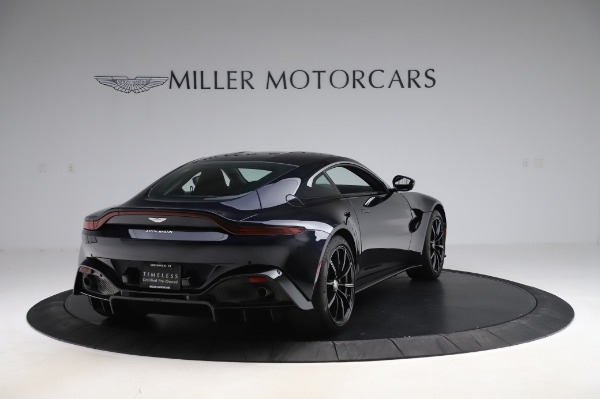 Used 2019 Aston Martin Vantage for sale $127,900 at Aston Martin of Greenwich in Greenwich CT 06830 6