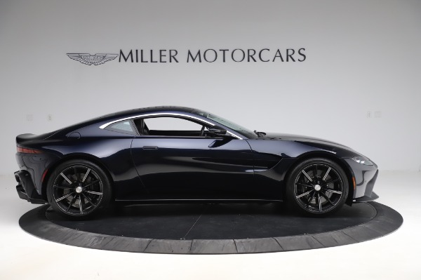 Used 2019 Aston Martin Vantage for sale $127,900 at Aston Martin of Greenwich in Greenwich CT 06830 8