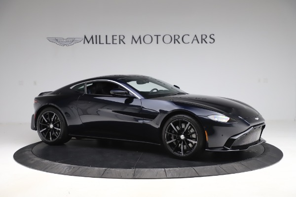 Used 2019 Aston Martin Vantage for sale $127,900 at Aston Martin of Greenwich in Greenwich CT 06830 9