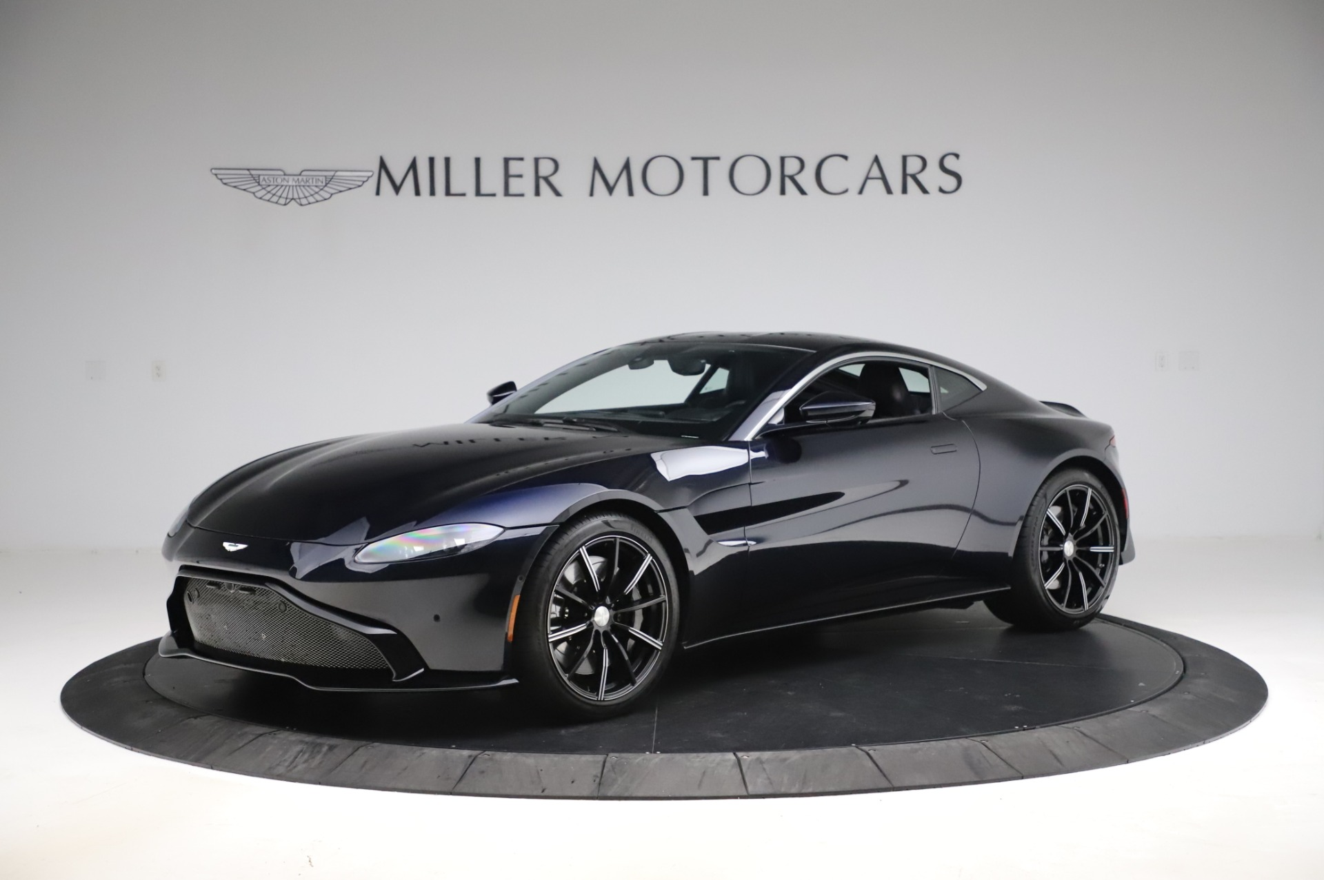 Used 2019 Aston Martin Vantage for sale $127,900 at Aston Martin of Greenwich in Greenwich CT 06830 1