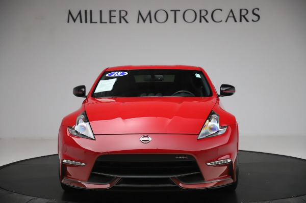 Used 2018 Nissan 370Z NISMO Tech for sale $39,900 at Aston Martin of Greenwich in Greenwich CT 06830 12