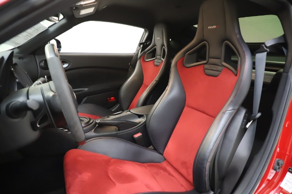 Used 2018 Nissan 370Z NISMO Tech for sale $39,900 at Aston Martin of Greenwich in Greenwich CT 06830 15