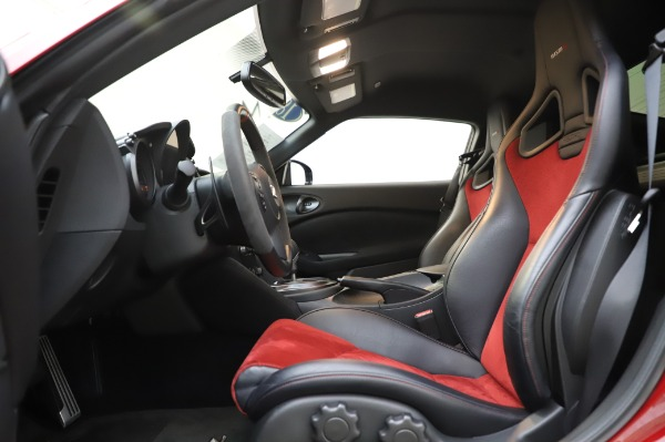 Used 2018 Nissan 370Z NISMO Tech for sale $39,900 at Aston Martin of Greenwich in Greenwich CT 06830 16