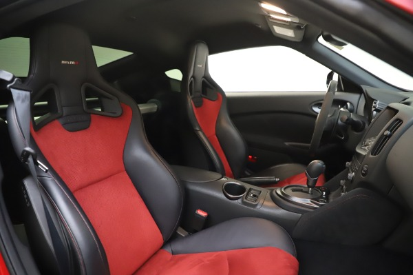 Used 2018 Nissan 370Z NISMO Tech for sale $39,900 at Aston Martin of Greenwich in Greenwich CT 06830 19