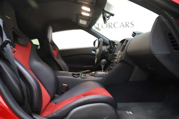 Used 2018 Nissan 370Z NISMO Tech for sale $39,900 at Aston Martin of Greenwich in Greenwich CT 06830 20