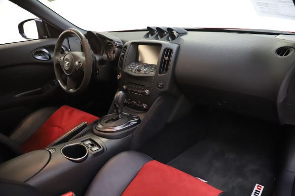 Used 2018 Nissan 370Z NISMO Tech for sale $39,900 at Aston Martin of Greenwich in Greenwich CT 06830 21