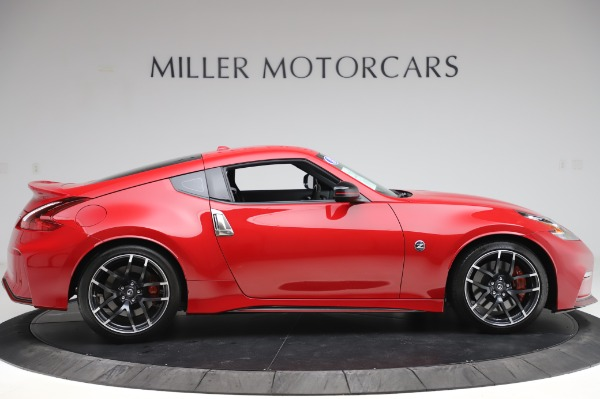 Used 2018 Nissan 370Z NISMO Tech for sale $39,900 at Aston Martin of Greenwich in Greenwich CT 06830 7