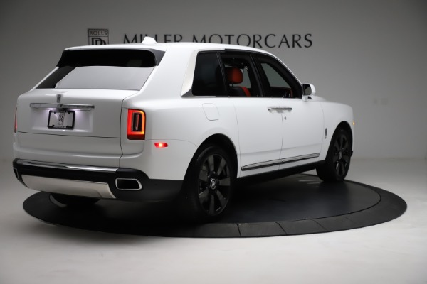 Used 2021 Rolls-Royce Cullinan for sale Sold at Aston Martin of Greenwich in Greenwich CT 06830 10