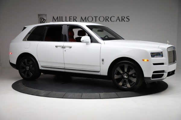 Used 2021 Rolls-Royce Cullinan for sale Sold at Aston Martin of Greenwich in Greenwich CT 06830 12