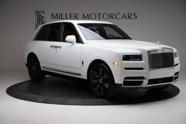 Used 2021 Rolls-Royce Cullinan for sale Sold at Aston Martin of Greenwich in Greenwich CT 06830 13
