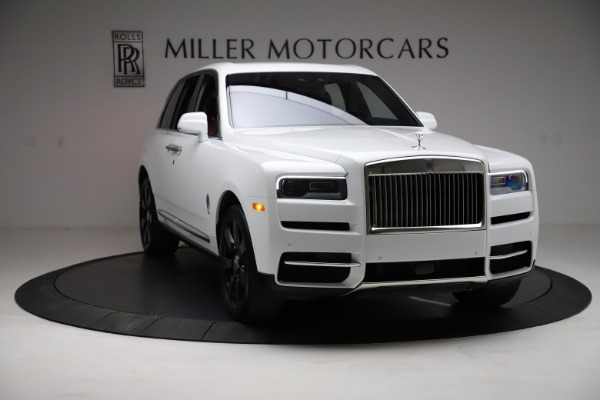 Used 2021 Rolls-Royce Cullinan for sale Sold at Aston Martin of Greenwich in Greenwich CT 06830 14