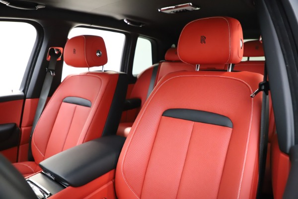 Used 2021 Rolls-Royce Cullinan for sale Sold at Aston Martin of Greenwich in Greenwich CT 06830 17