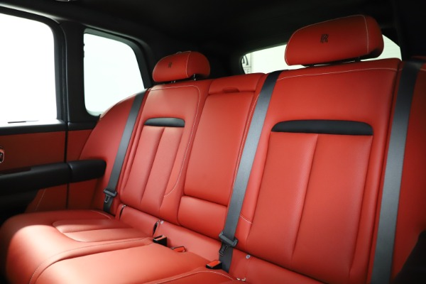 Used 2021 Rolls-Royce Cullinan for sale Sold at Aston Martin of Greenwich in Greenwich CT 06830 19