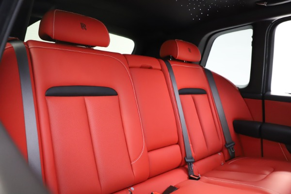 Used 2021 Rolls-Royce Cullinan for sale Sold at Aston Martin of Greenwich in Greenwich CT 06830 20