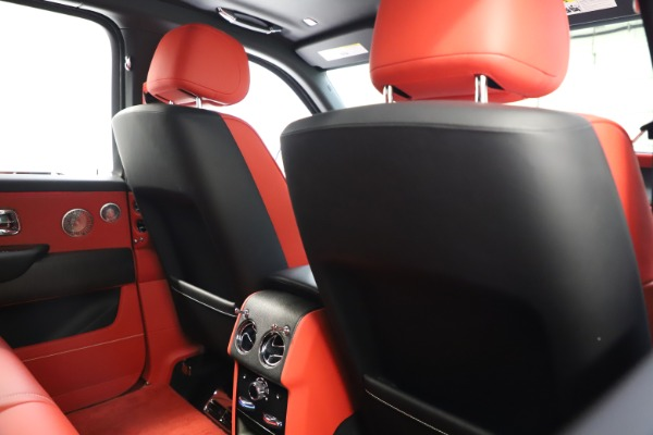 Used 2021 Rolls-Royce Cullinan for sale Sold at Aston Martin of Greenwich in Greenwich CT 06830 22