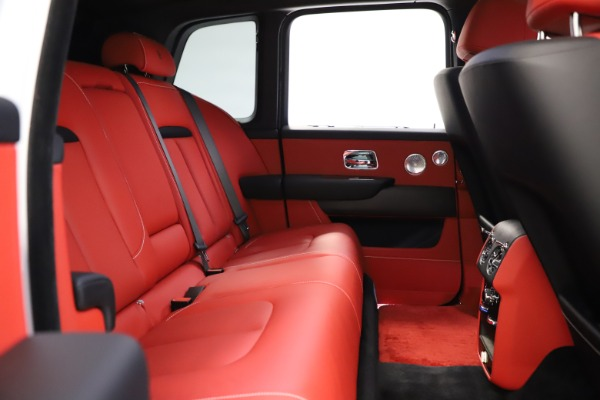 Used 2021 Rolls-Royce Cullinan for sale Sold at Aston Martin of Greenwich in Greenwich CT 06830 28