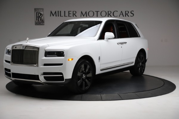 Used 2021 Rolls-Royce Cullinan for sale Sold at Aston Martin of Greenwich in Greenwich CT 06830 3