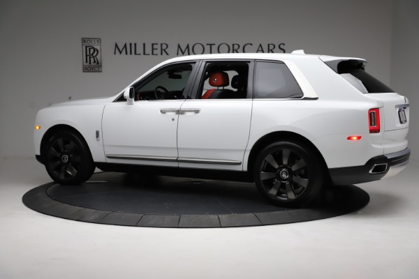 Used 2021 Rolls-Royce Cullinan for sale Sold at Aston Martin of Greenwich in Greenwich CT 06830 6