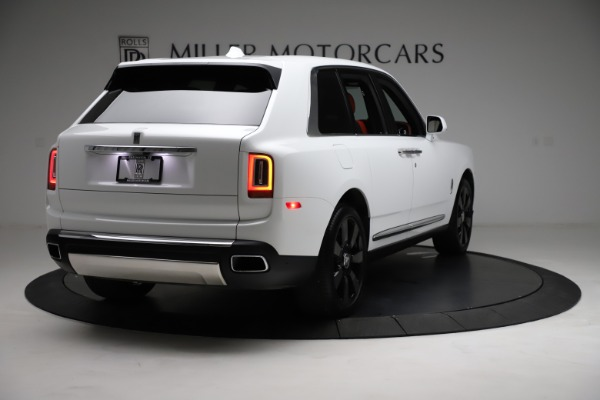 Used 2021 Rolls-Royce Cullinan for sale Sold at Aston Martin of Greenwich in Greenwich CT 06830 9