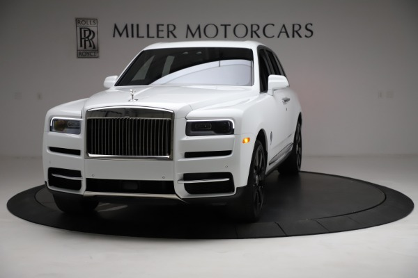 Used 2021 Rolls-Royce Cullinan for sale Sold at Aston Martin of Greenwich in Greenwich CT 06830 1