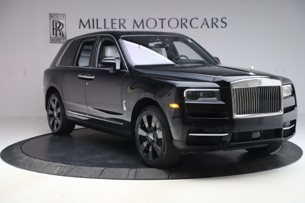 New 2021 Rolls-Royce Cullinan for sale Sold at Aston Martin of Greenwich in Greenwich CT 06830 11