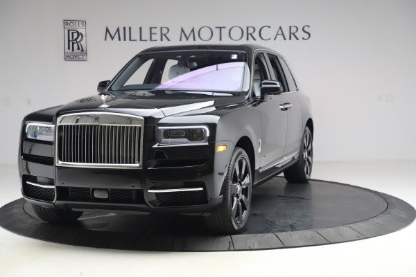 New 2021 Rolls-Royce Cullinan for sale Sold at Aston Martin of Greenwich in Greenwich CT 06830 1