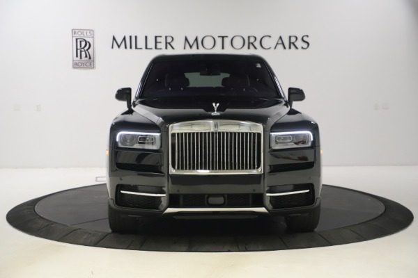 New 2021 Rolls-Royce Cullinan for sale $372,725 at Aston Martin of Greenwich in Greenwich CT 06830 11