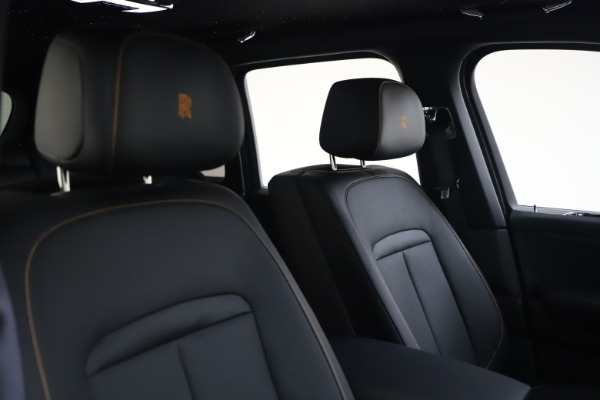 New 2021 Rolls-Royce Cullinan for sale $372,725 at Aston Martin of Greenwich in Greenwich CT 06830 13