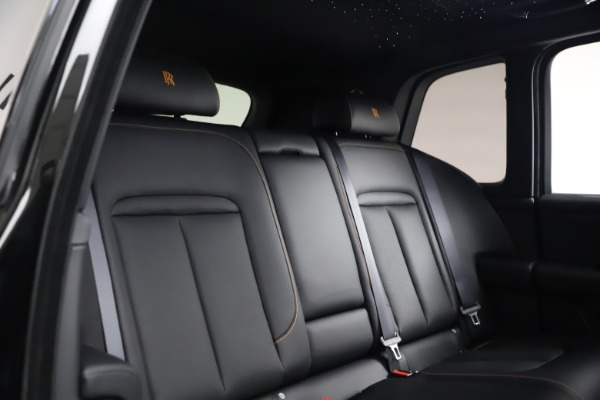 New 2021 Rolls-Royce Cullinan for sale $372,725 at Aston Martin of Greenwich in Greenwich CT 06830 19