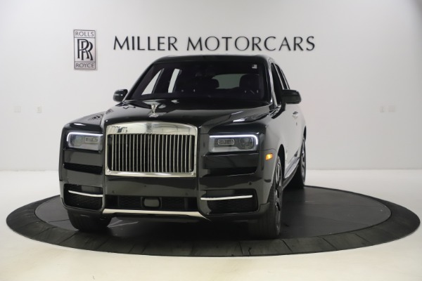 New 2021 Rolls-Royce Cullinan for sale $372,725 at Aston Martin of Greenwich in Greenwich CT 06830 2
