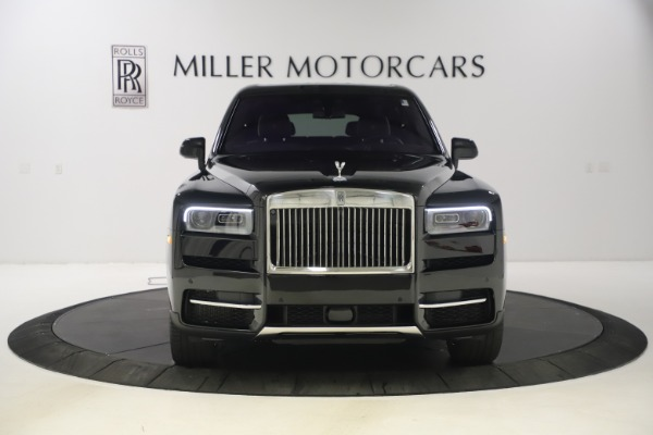 New 2021 Rolls-Royce Cullinan for sale $372,725 at Aston Martin of Greenwich in Greenwich CT 06830 3