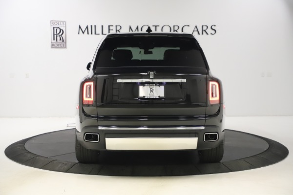 New 2021 Rolls-Royce Cullinan for sale $372,725 at Aston Martin of Greenwich in Greenwich CT 06830 7