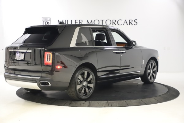 New 2021 Rolls-Royce Cullinan for sale $372,725 at Aston Martin of Greenwich in Greenwich CT 06830 8
