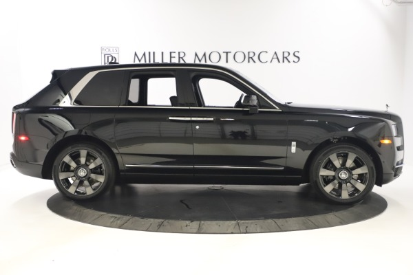 New 2021 Rolls-Royce Cullinan for sale $372,725 at Aston Martin of Greenwich in Greenwich CT 06830 9