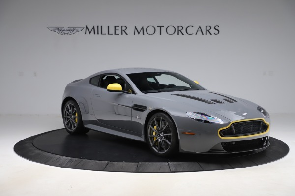 Used 2017 Aston Martin V12 Vantage S for sale $185,900 at Aston Martin of Greenwich in Greenwich CT 06830 10