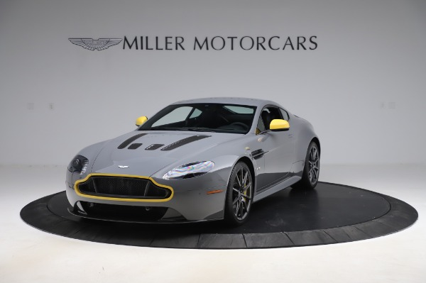 Used 2017 Aston Martin V12 Vantage S for sale $185,900 at Aston Martin of Greenwich in Greenwich CT 06830 12